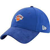 New Era Men's New York Knicks On-Court 9Twenty Adjustable Hat