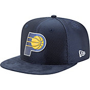 New Era Men's Indiana Pacers On-Court 9Fifty Adjustable Snapback Hat