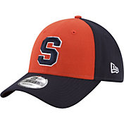 New Era Men's Syracuse Orange Orange/Blue The League Blocked 9FORTY Adjustable Hat