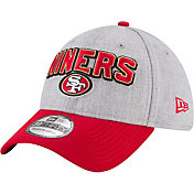 New Era Men's San Francisco 49ers 2018 NFL Draft 39Thirty Stretch Fit Grey Hat