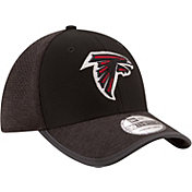 New Era Men's Atlanta Falcons 2017 Training Camp 39Thirty Black Stretch Fit Hat