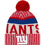 New Era Men's New York Giants Sideline 2017 Team Alt Sport Knit