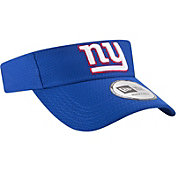 New Era Men's New York Giants 2017 Training Camp Blue Adjustable Visor