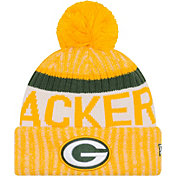 New Era Men's Green Bay Packers Sideline 2017 Team Alt Sport Knit