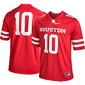 Nike Boys' Houston Cougars #10 Red Game Football Jersey