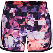 Nike Little Girls' Printed Dry Tempo Shorts