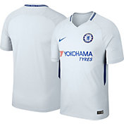 Nike Men's Chelsea FC 17/18 Breathe Stadium Away Jersey