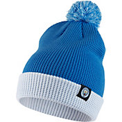 Nike Manchester City Blue Knit Beanie