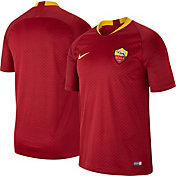 Nike Men's AS Roma 2018 Breathe Stadium Home Replica Jersey