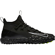 Nike Men's Alpha Huarache 6 Elite TF Lacrosse Cleats
