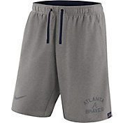 Nike Men's Atlanta Braves Performance Fleece Shorts