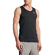 Nike Men's Miler Breath Sleeveless Running Shirt