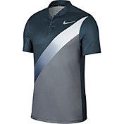 Nike Men's Dry Slim Print Golf Polo