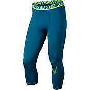 Nike Men's Pro 3/4 Length Compression Tights