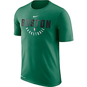 Nike Men's Boston Celtics Dri-FIT Kelly Green Practice T-Shirt