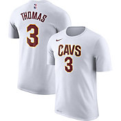 Nike Men's Cleveland Cavaliers Isaiah Thomas #3 Dri-FIT White T-Shirt