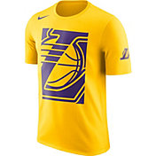 Nike Men's Los Angeles Lakers Dri-FIT Gold T-Shirt