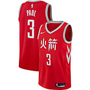 Nike Men's Houston Rockets Chris Paul Dri-FIT City Edition Swingman Jersey
