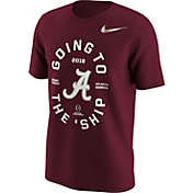 Nike Men's Alabama Crimson Tide 2018 College Football Playoff National Championship Bound T-Shirt