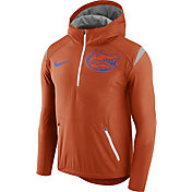 Nike Men's Florida Gators Orange Fly Rush Football Jacket