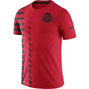 Nike Men's Ohio State Buckeyes Scarlet PHK Disrupt Dri-FIT T-Shirt