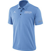 Nike Men's Carolina Blue North Carolina Tar Heels Basketball Polo