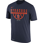 Nike Men's Syracuse Orange Blue ELITE Basketball Legend T-Shirt
