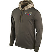 Nike Men's Buffalo Bills Salute to Service 2017 Therma-FIT Performance Hoodie