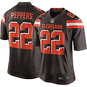 Nike Men's Home Game Jersey Cleveland Browns Jabrill Peppers #22