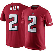 Nike Men's Atlanta Falcons Matt Ryan #2 Pride Red T-Shirt