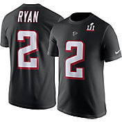 Nike Men's Super Bowl LI Bound Atlanta Falcons Matt Ryan #2 Player T-Shirt