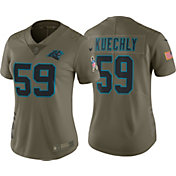 Nike Women's Home Limited Salute to Service 2017 Carolina Panthers Luke Kuechly #59 Jersey
