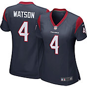 Nike Women's Home Game Jersey Houston Texans Deshaun Watson #4