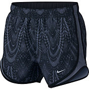 Nike Women's Striation Printed Running Shorts