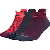Nike Women's Dry Cushion Low Cut Training Socks 3 Pack