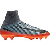 Nike Kids' Mercurial Superfly V CR7 FG Soccer Cleats