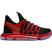Nike Kids' Grade School Zoom KD 10 LE Basketball Shoes