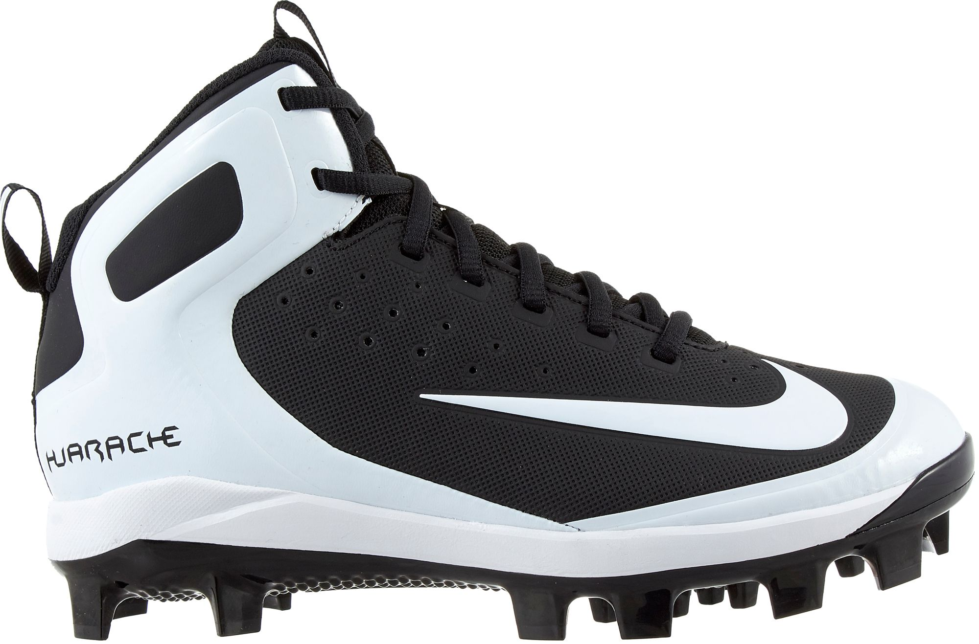 Nike Kids\u0027 Alpha Huarache Pro Mid Baseball Cleats