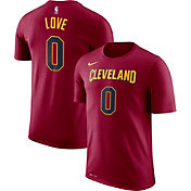 Nike Youth Cleveland Cavaliers Kevin Love #0 Dri-FIT Burgundy T-Shirt