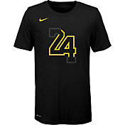 Nike Youth Los Angeles Lakers Dri-FIT City Edition Logo T-Shirt
