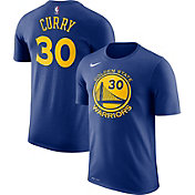 Nike Youth Golden State Warriors Stephen Curry #30 Dri-FIT Royal T-Shirt