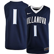 Nike Youth Villanova Wildcats Navy #1 Replica Basketball Jersey