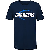 Nike Youth Los Angeles Chargers Legend Icon Performance Navy T-Shirt