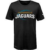 Nike Youth Jacksonville Jaguars Legend Icon Performance Black T-Shirt