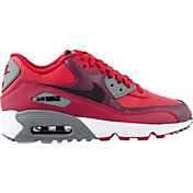Nike Kids' Grade School Air Max 90 Leather Shoes