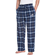 Concepts Sport Men's Los Angeles Rams Huddle Flannel Pants