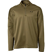 Oakley Men's Contention Quarter-Zip Golf Pullover