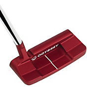 Odyssey O-Works Red #1 Wide S Putter – WINN AVS Midsize Pistol Grip