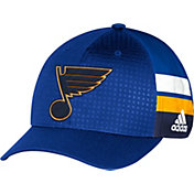 adidas Youth St. Louis Blues 2017 NHL Draft Structured Flex Hat