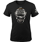 Reebok Youth Girls' 2017 NHL Stanley Cup Champions Pittsburgh Penguins T-Shirt